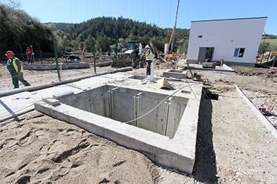 Изграждане на канализационни съоражения за пречистване на отпадъчни води за с.Дагоново и с.Горно Краише -ПСОВ община Белица
