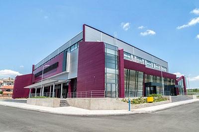 Многофункционална спорта зала и две минифутболни игрища по проект Създаване на условия за спорт, пълноценен отдих и развлечение за жителите на община Свиленград