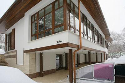 Комплекс от сгради в резиденцията на Посолството на руската федерация в Република България  гр. София