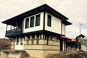 Жилищна сграда село Лъка община Поморие