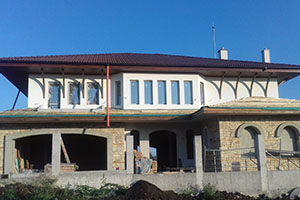 Къща за гости в УПИ VII-681 кв.45 по плана на с.Веселие, общ.Приморско