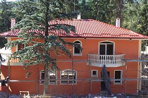 """Къщи за гости в ПИ 150131/УПИ I-116, масив 150,местност """"Вельовица """" землище гр. Велинград, къща №1, 2, 4 и 7"""