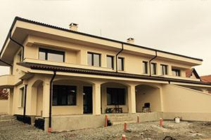 "Две вилни сгради в УПИ VII433.434, кв.19 вилна зона ""Минерални бани"" гр.Бургас"